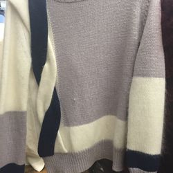 Sweater, $60