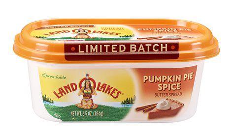 Land O' Lakes Pumpkin Pie Butter Spread