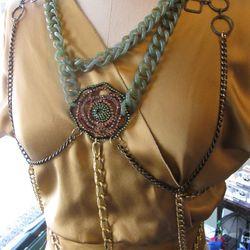 Body Jewelry Piece $275