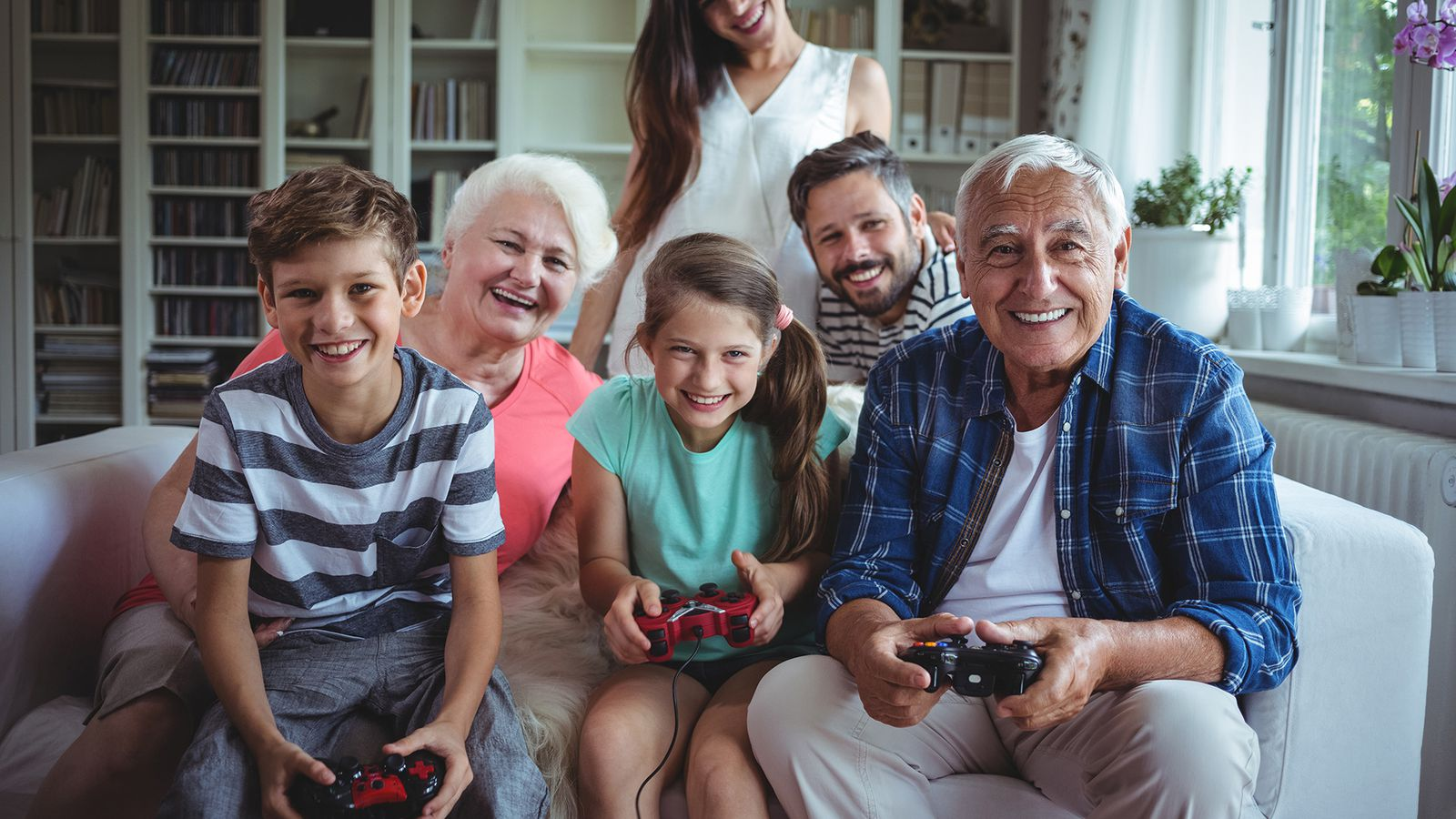 Great games to play with your family and friends on