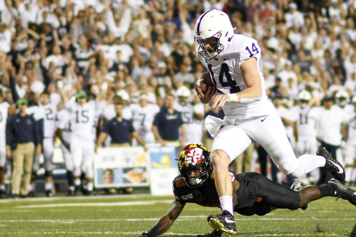 COLLEGE FOOTBALL: SEP 27 Penn State at Maryland