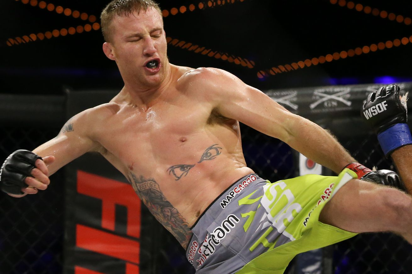 Justin Gaethje is going to kill Michael Johnson because UFC is life or death