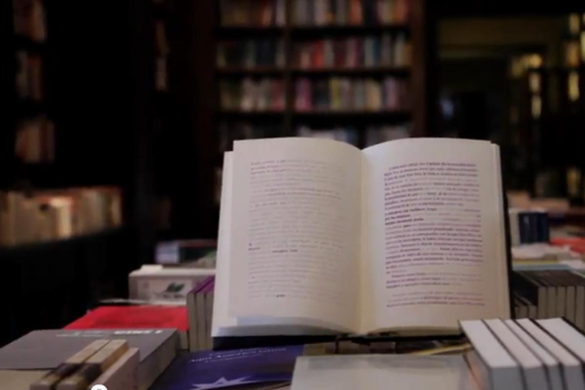 Disappearing book (edit)