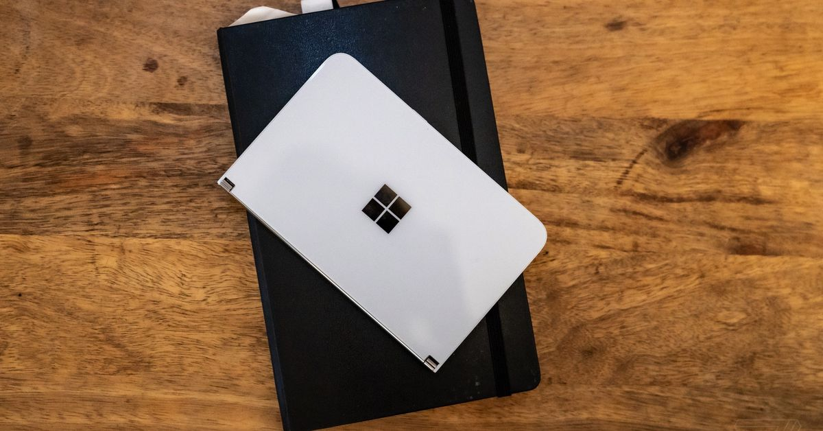 microsoft surface duo cheat sheet techrepublic