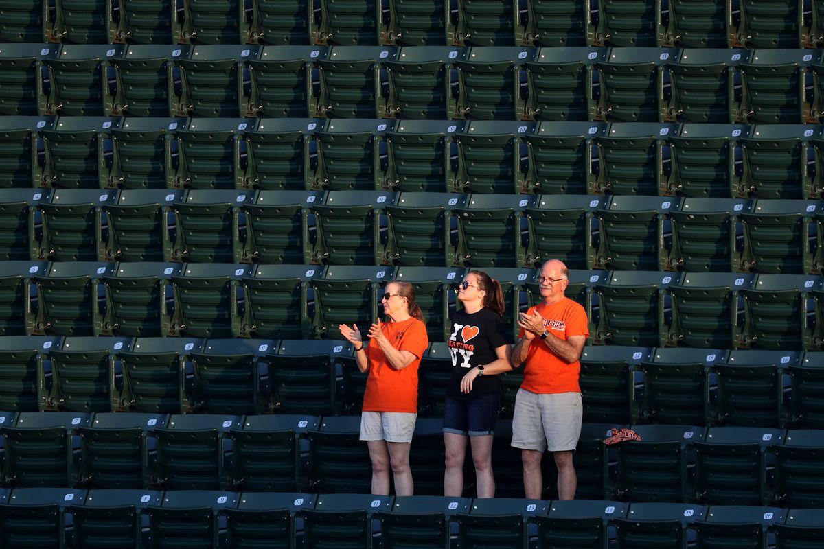 Tornoto Blue Jays v Baltimore Orioles