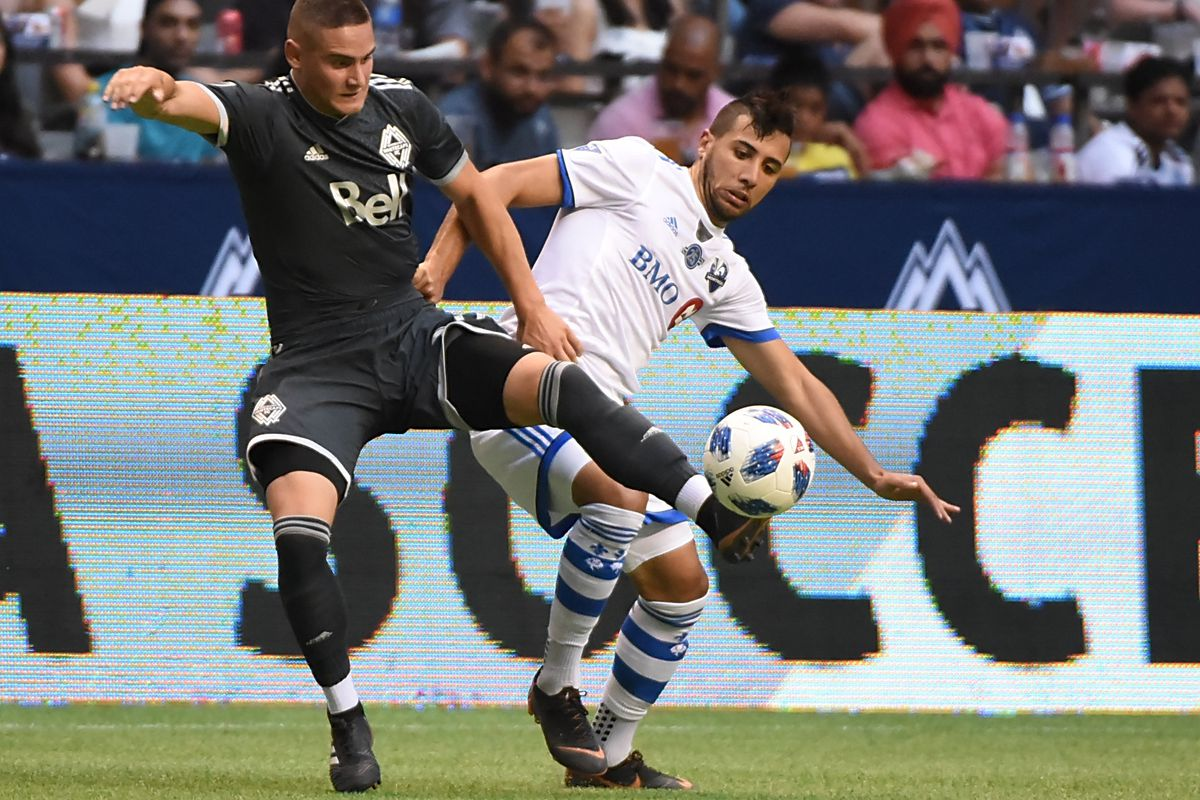 MLS: Canadian Championship-Montreal Impact at Vancouver Whitecaps