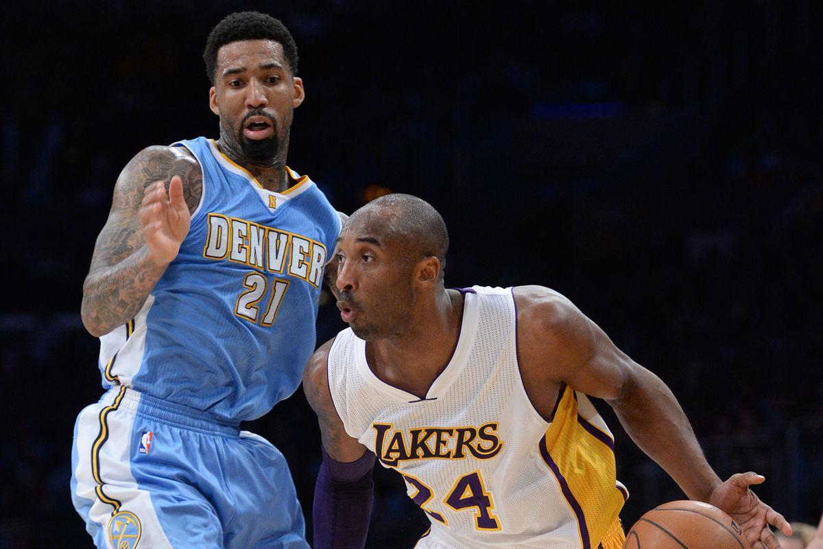 Wilson Chandler defends Kobe Bryant