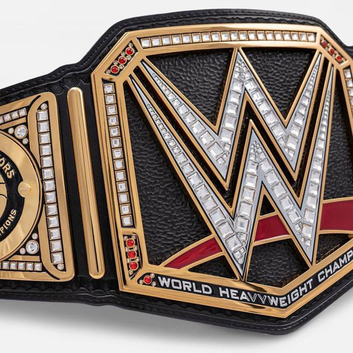 WWE sends replica titles to somewhere other than Boston for a change - Cageside Seats