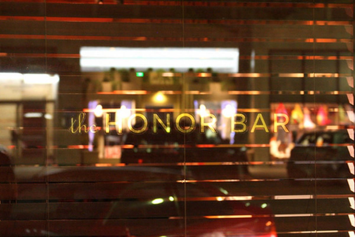 The Honor Bar, Beverly Hills.