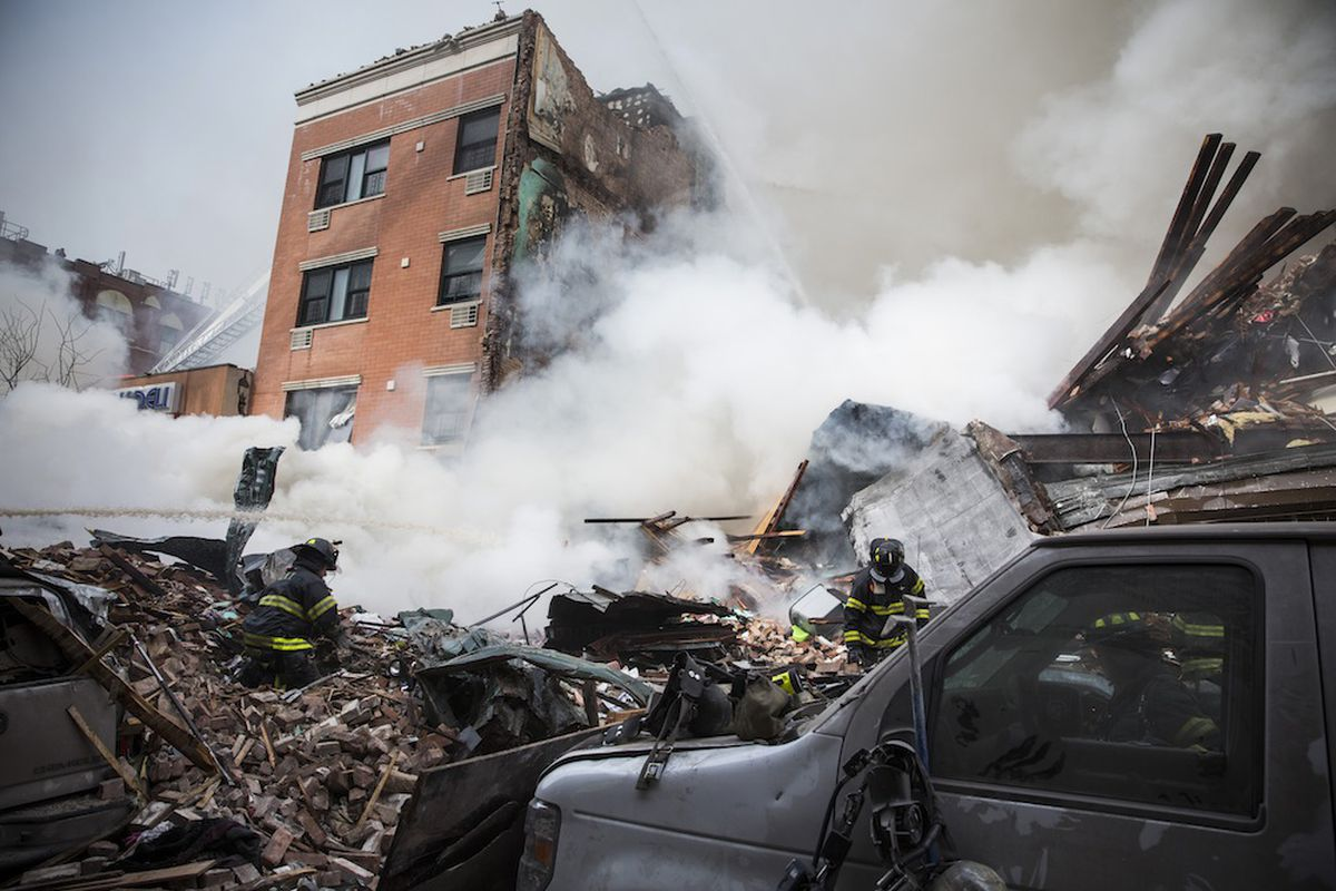 Explosion in Harlem: how does a gas leak turn a building ...