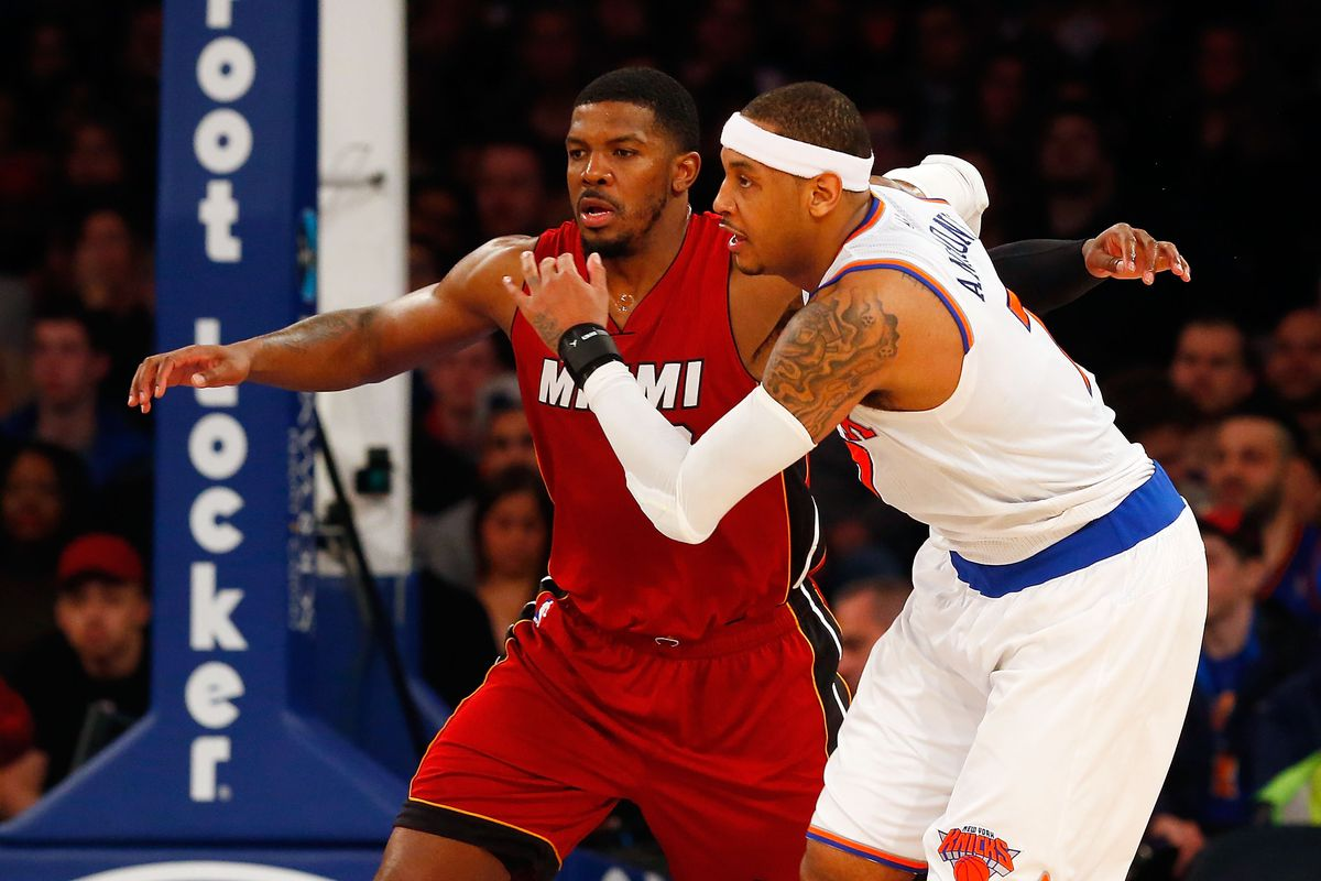 Will Nets' sudden roster woes lead them to sign Carmelo Anthony or Joe Johnson?