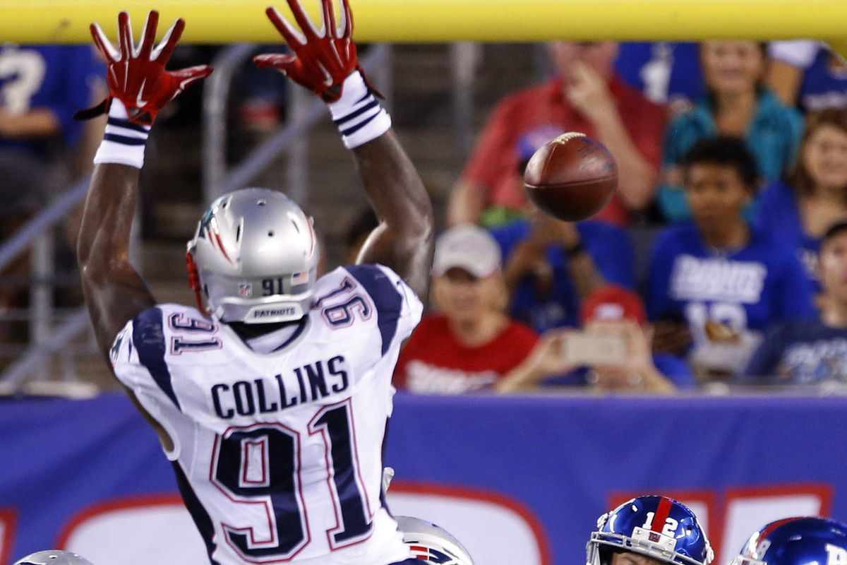 Jamie Collins made the decision to trade him easy for the Patriots