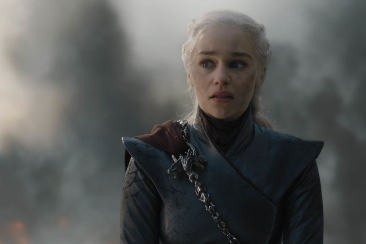 Image result for dany season eight