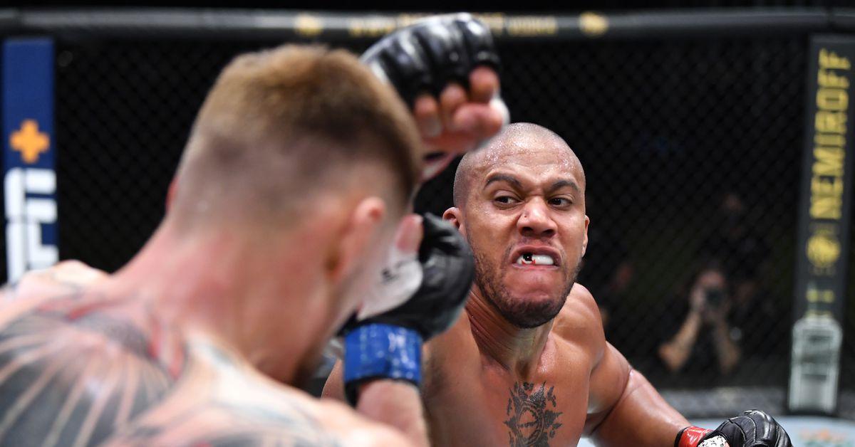 'UFC 265 countdown' video