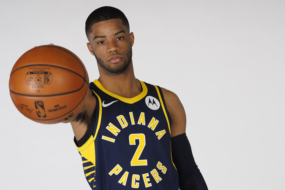 2020-21 Indiana Pacers Content Day