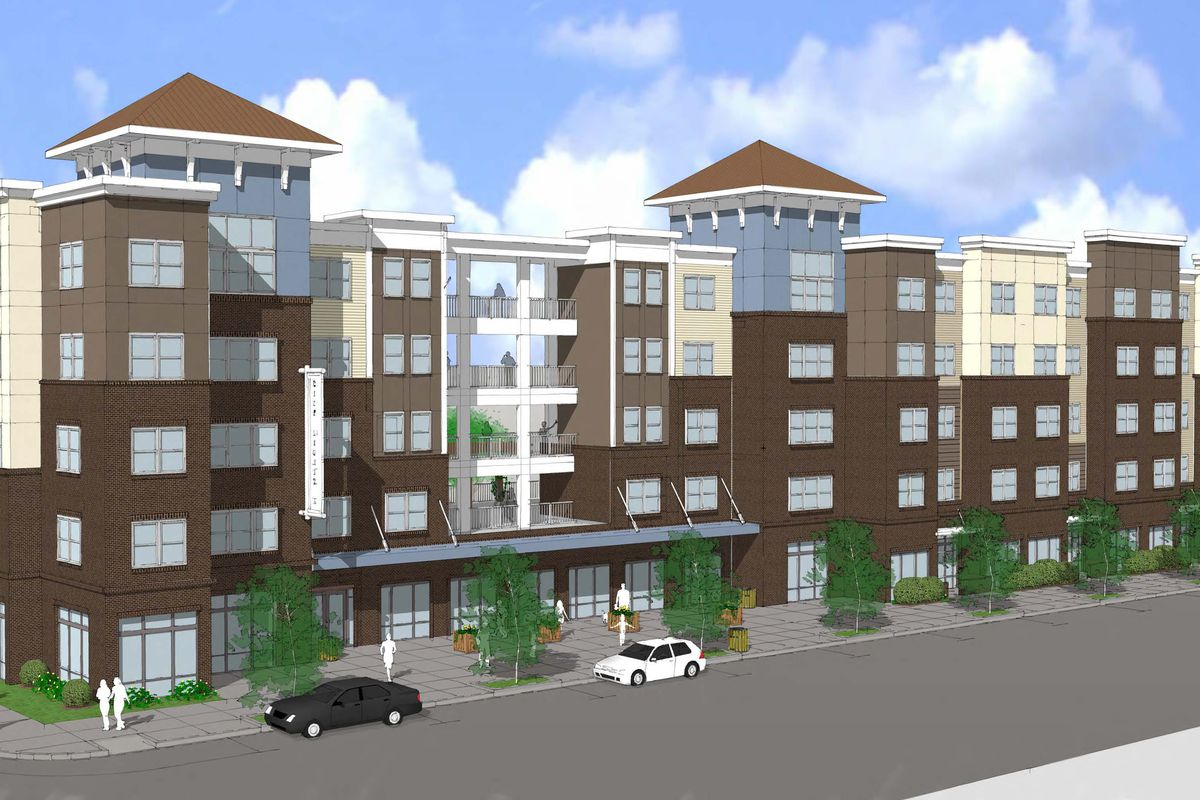 Affordable Housing Development : Second phase of o w affordable housing development to move