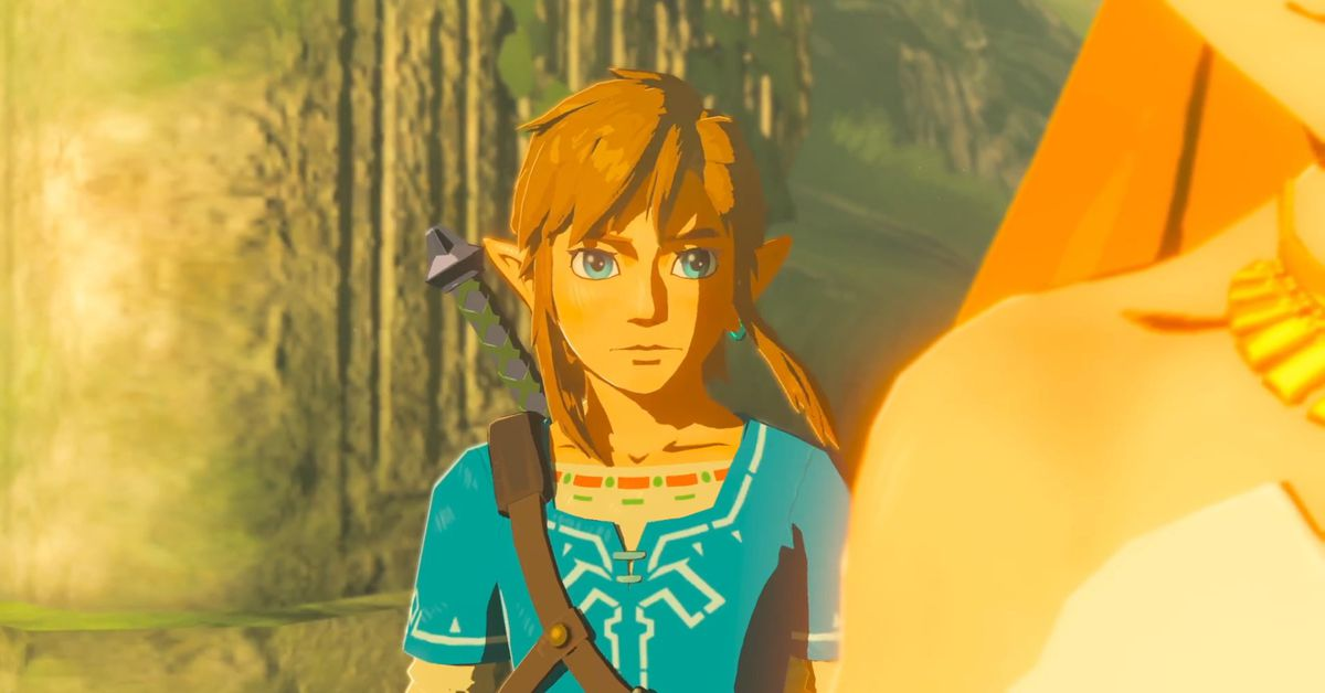 John Boyne Accidentally Cited 'Zelda: Breath Of The Wild' In New Novel