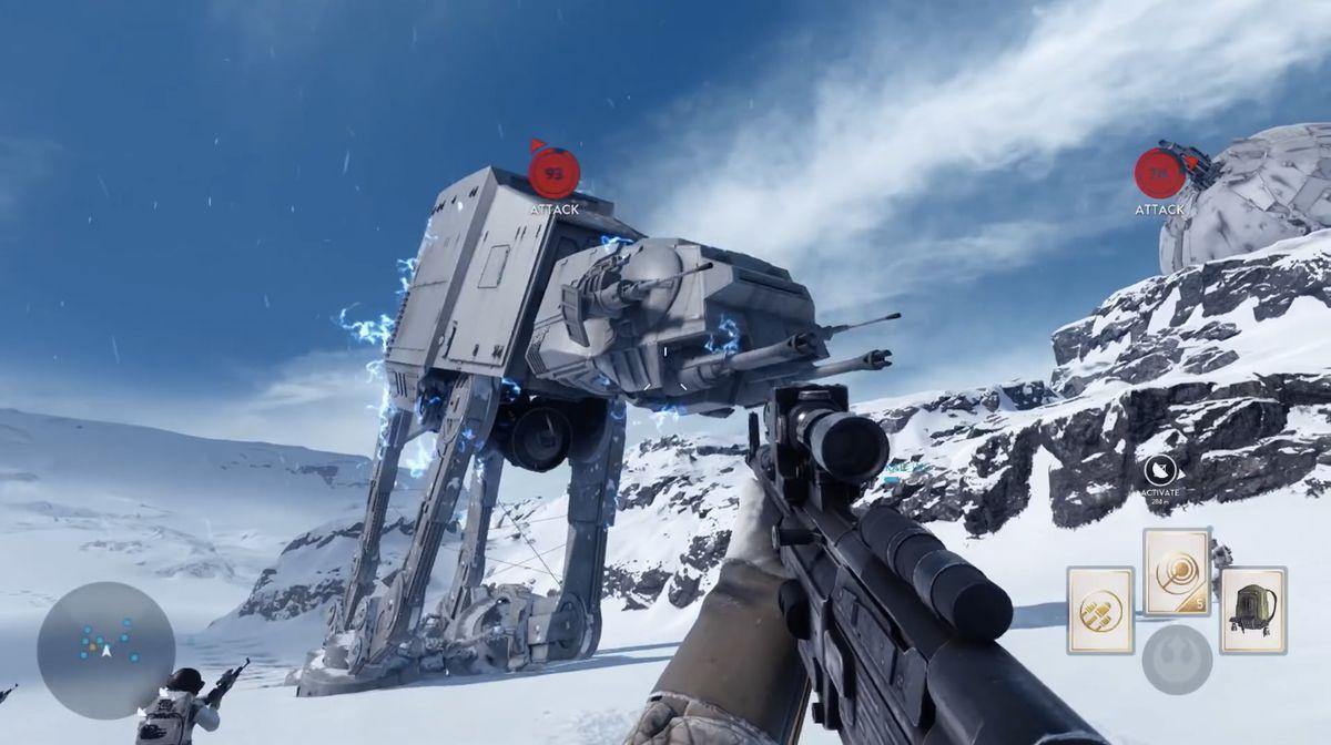 Star Wars: Battlefront screengrab