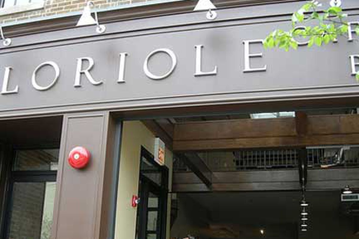 the front of Floriole Bakery