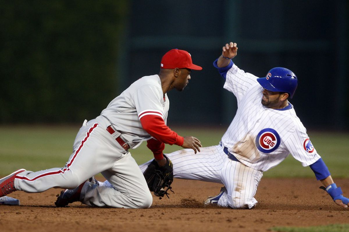 Cubs and Phillies will be tussling in the world of imagination.