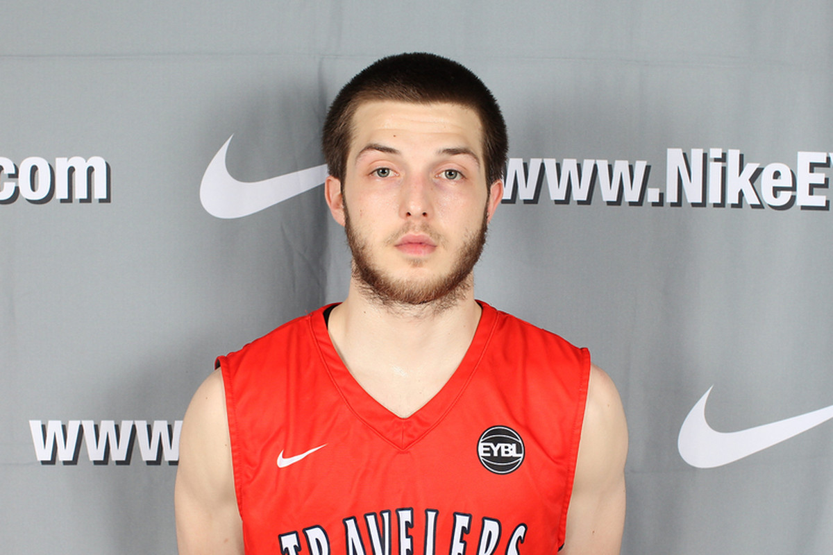 New Ohio State point guard Braxton Beverly.