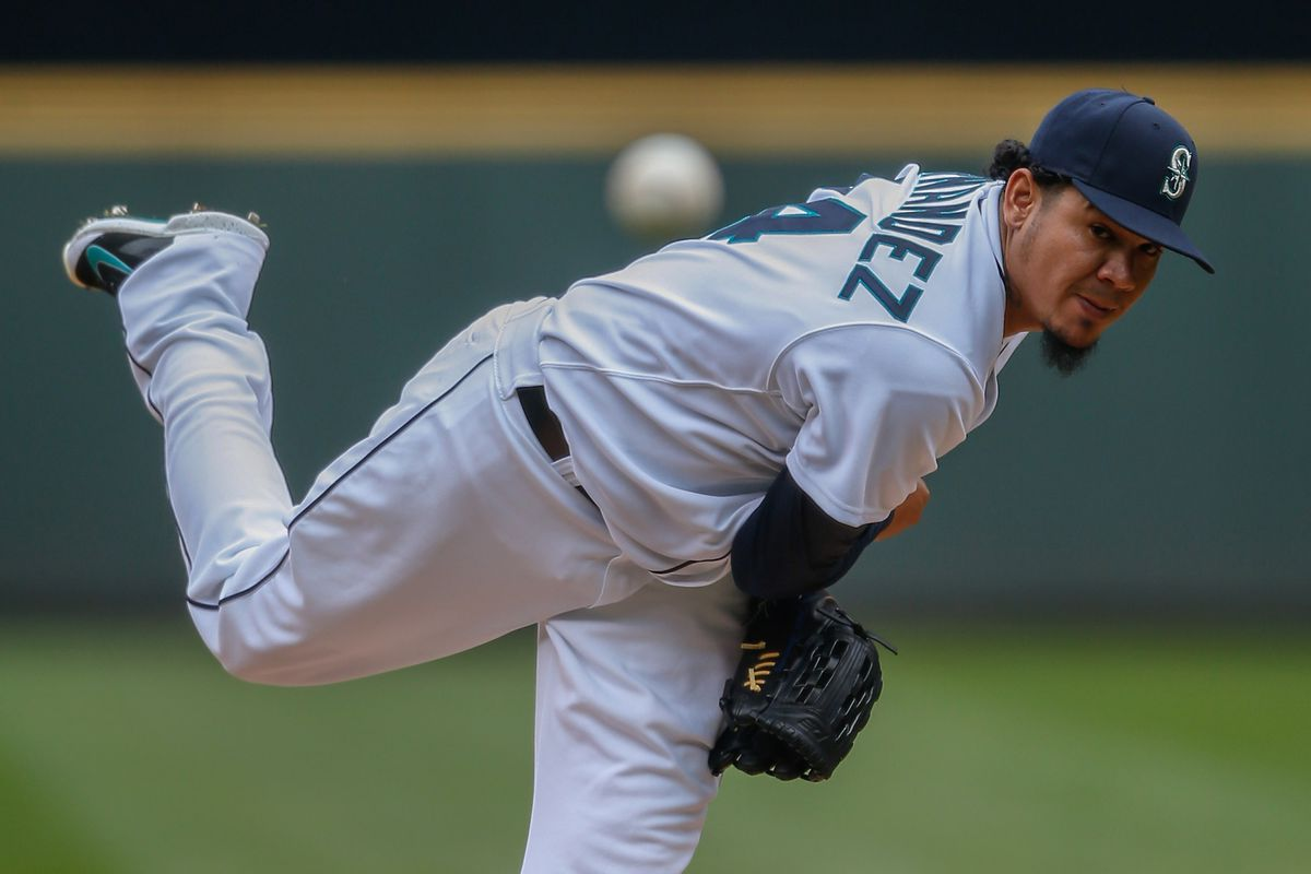 King Felix went away from his fastball and to his changeup in 2014, but he wasn't alone in altering his offerings this season.