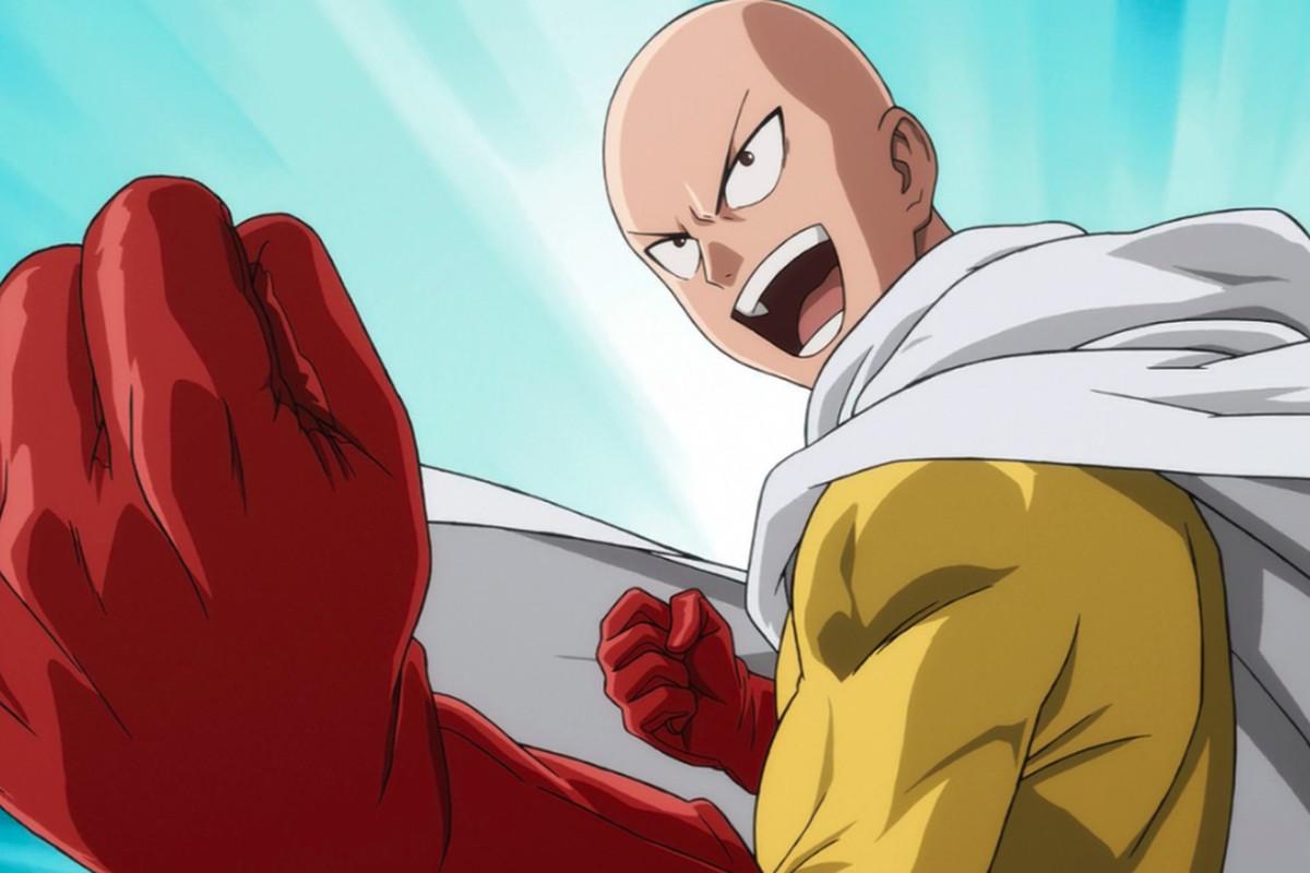 One-Punch Man manga finally readable on Shonen Jump's ...