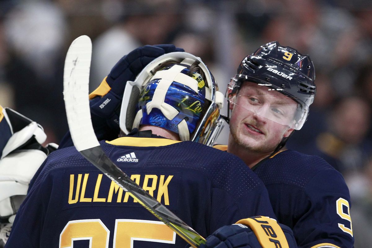 Preview: Buffalo Sabres Open West Coast Trip in Anaheim