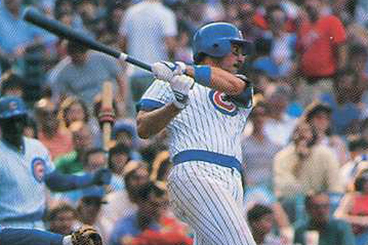 Yes, the Cubs once had a real player named Steve Christmas (1986)