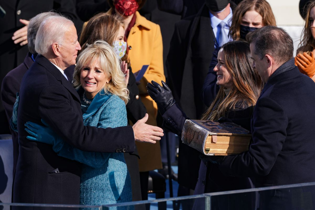 Biden S Inauguration Goes Off With No Security Issues Chicago Sun Times