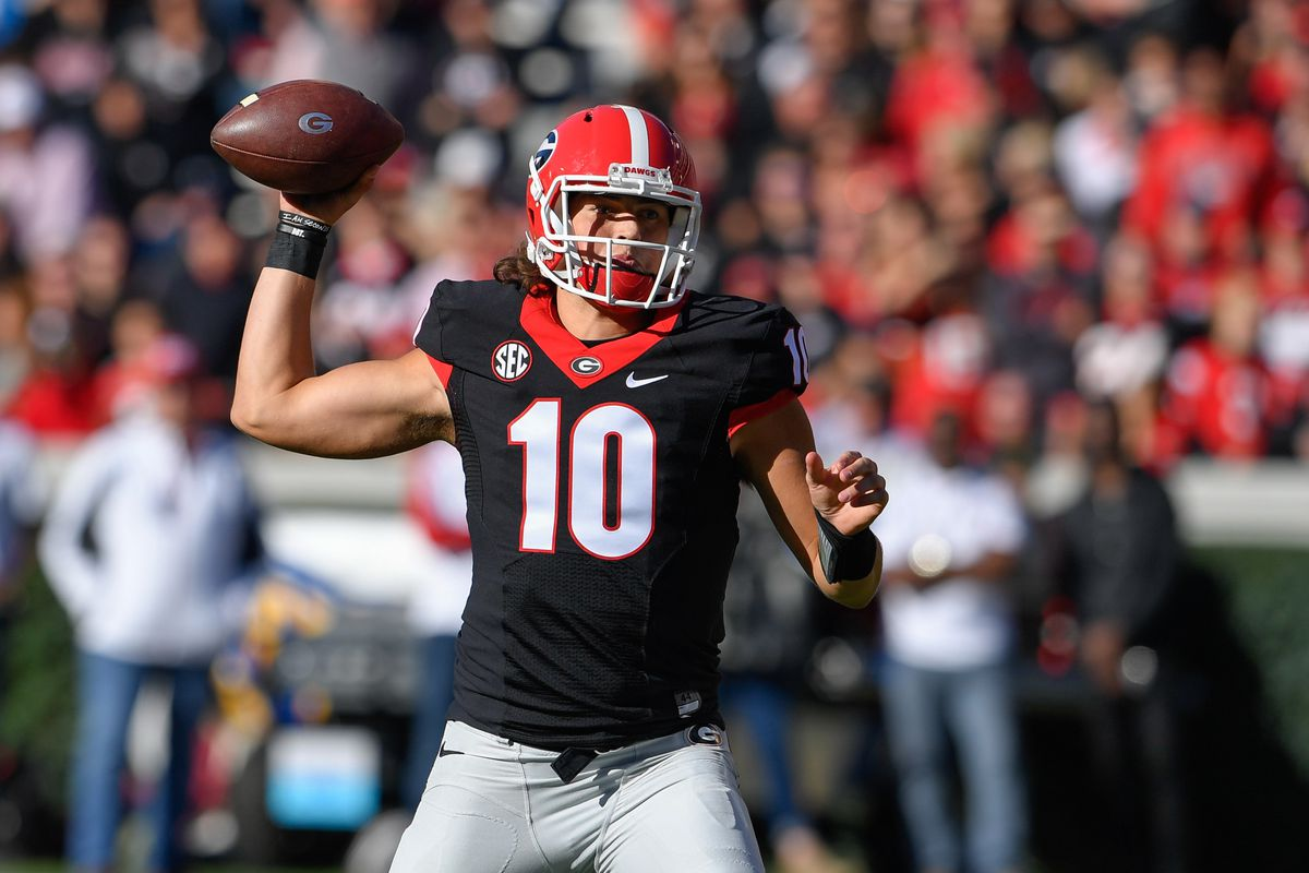 All Star Sprints >> Can Jake Fromm push Jacob Eason for Georgia's starting quarterback position? - Team Speed Kills