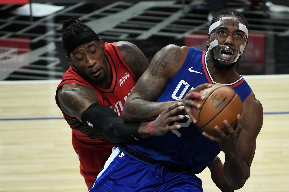 Clippers Smoosh Blazers to End 2020 - Blazer's Edge
