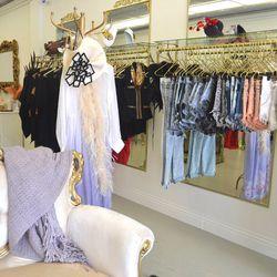 """Next, explore the latest stylish <a href=""""http://la.racked.com/archives/2011/08/01/here_she_is_miss_racked_la_hottest_shopkeep_2011.php"""">addition</a> to the block, <a href=""""http://www.shop-enter.com/"""">ENTER</a> (266 S Beverly Drive). There, shop apparel f"""