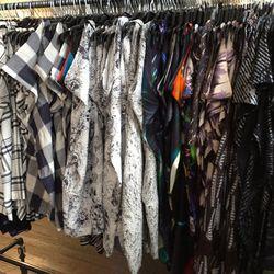Short dresses and tunics, $350