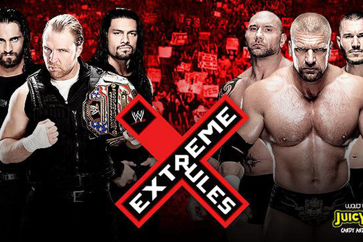 The extreme rules pay per view began in 2009 as a continuation of the one night stand event a means of keeping the