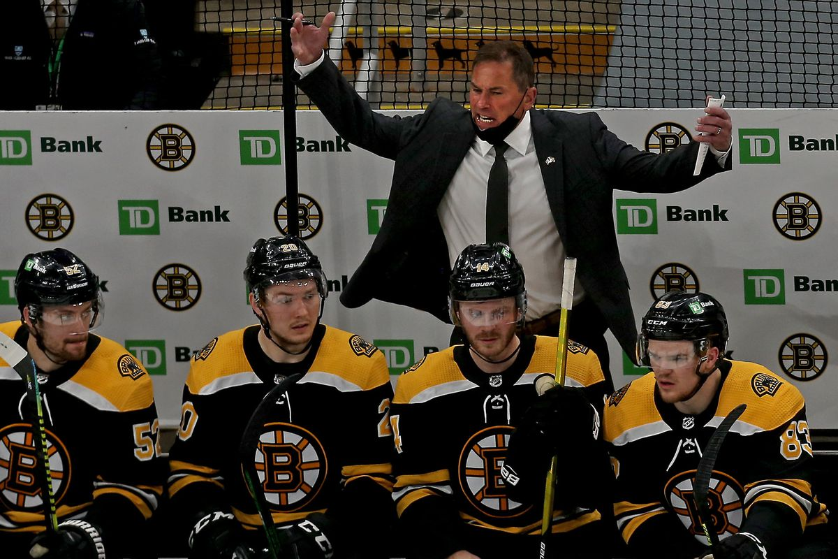 Boston Bruins vs New York Islanders