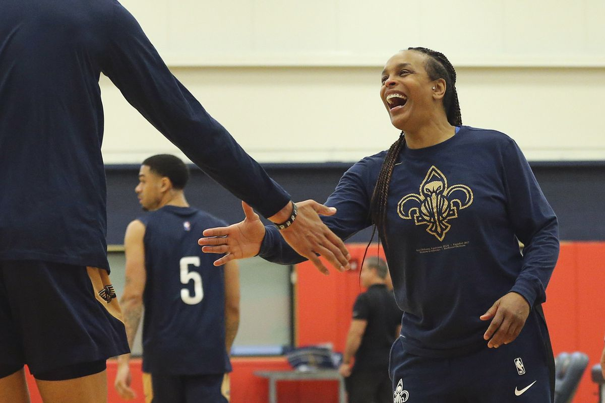 New Orleans Pelicans All Access Practice