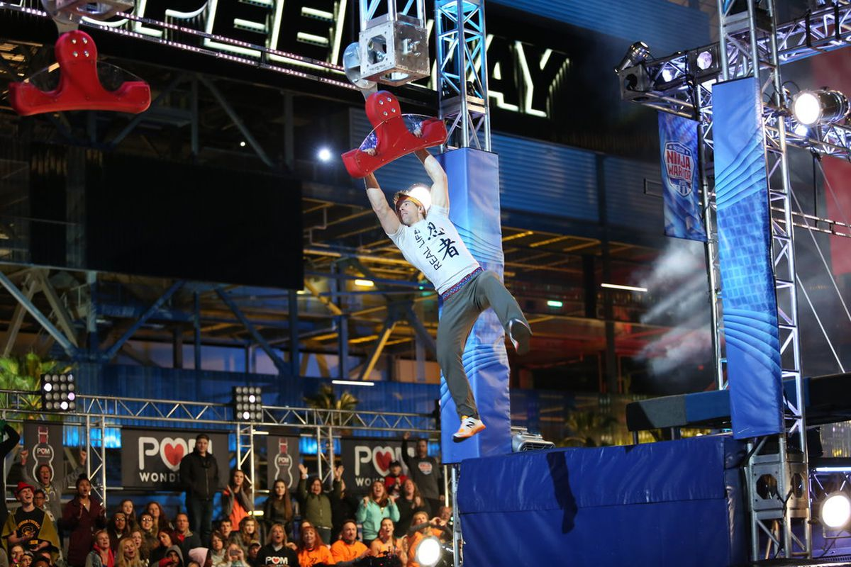 american ninja warrior tv schedule 2017: daytona qualifiers start