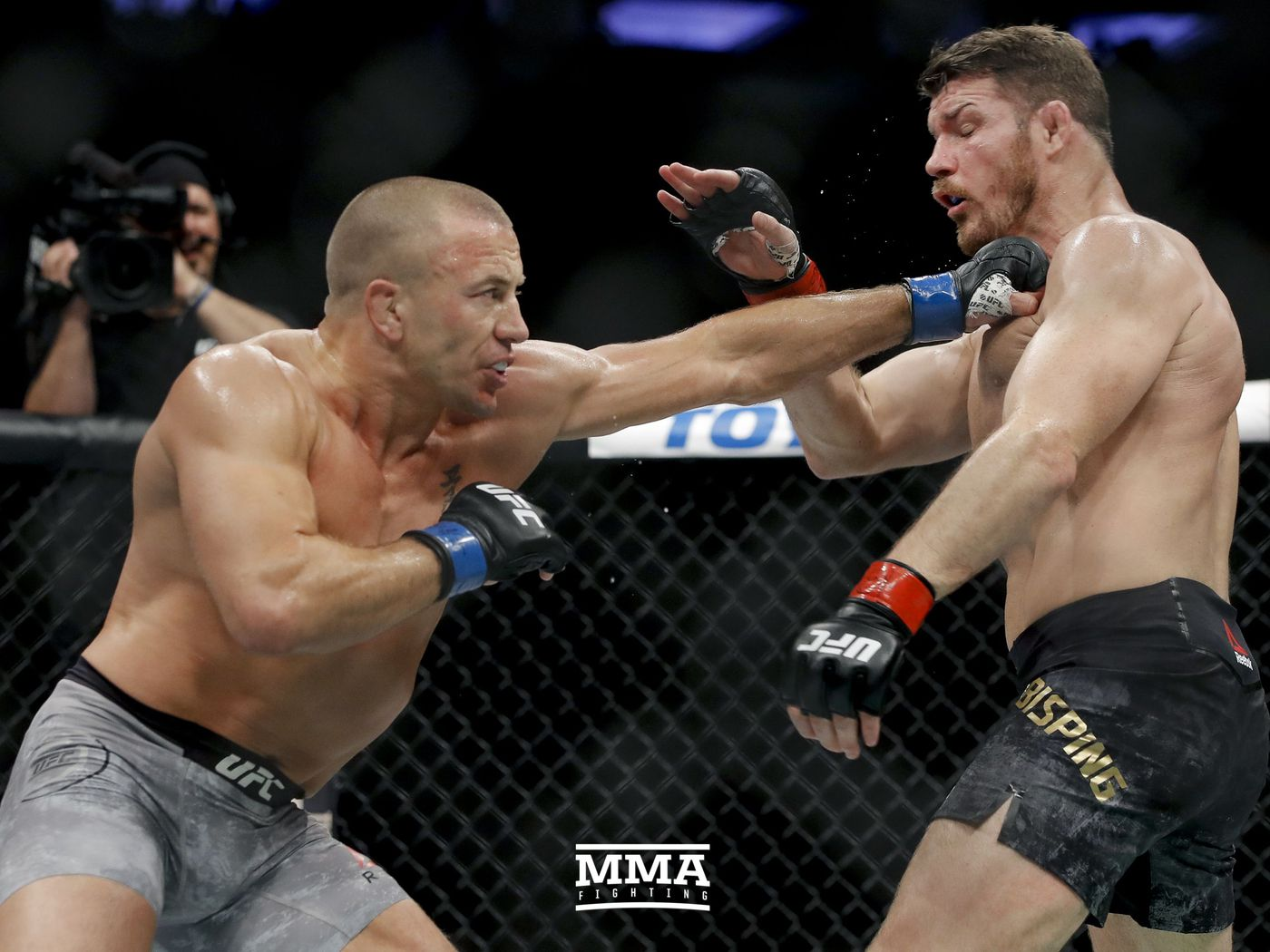 Pros react to Georges St-Pierre vacating UFC middleweight title - MMA  Fighting