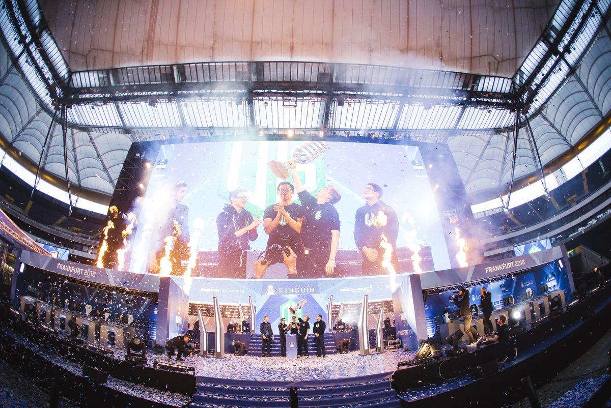 ESL One in Frankfurt, Germany (Blizzard Games)