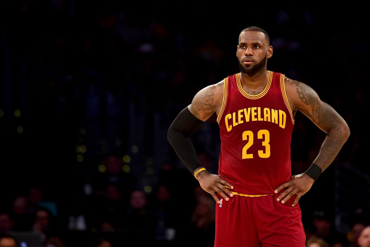 dc10ca217e1 LeBron James agrees to 4-year deal with the Lakers. He really did it ...