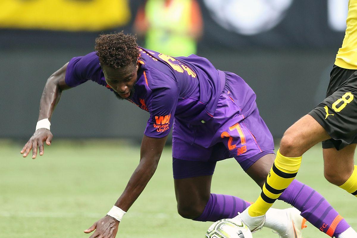 Liverpool v Borussia Dortmund - International Champions Cup 2018