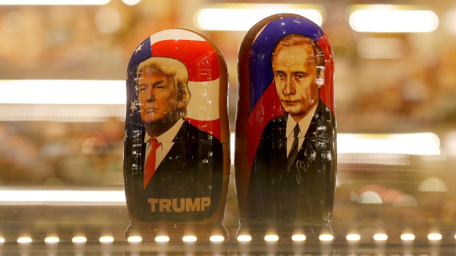 Fact-checking Trump's claim that he has no business ties to Russia