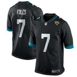 "<a class=""ql-link"" href=""http://sbnation.fanatics.com/NFL_Jacksonville_Jaguars/Nick_Foles_Jacksonville_Jaguars_Nike_Game_Jersey_%E2%80%93_Black?utm_source=NFLFreeAgencyTracker"" target=""_blank"">Nick Foles Jacksonville Jaguars Nike Game Jersey – Black for $99.99</a>"