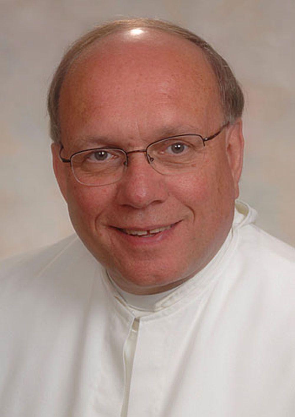 The Rev. Dane Radecki, abbot of the Norbertines Catholic religious order in Wisconsin.