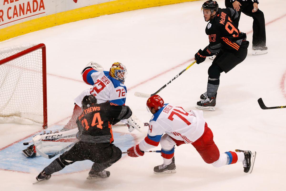 World Cup Of Hockey 2016 - Team Russia v Team North America