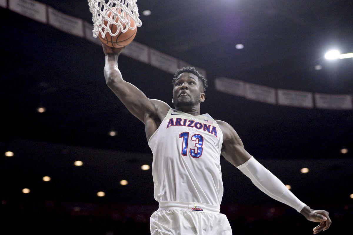 NCAA Basketball: Oregon State at Arizona
