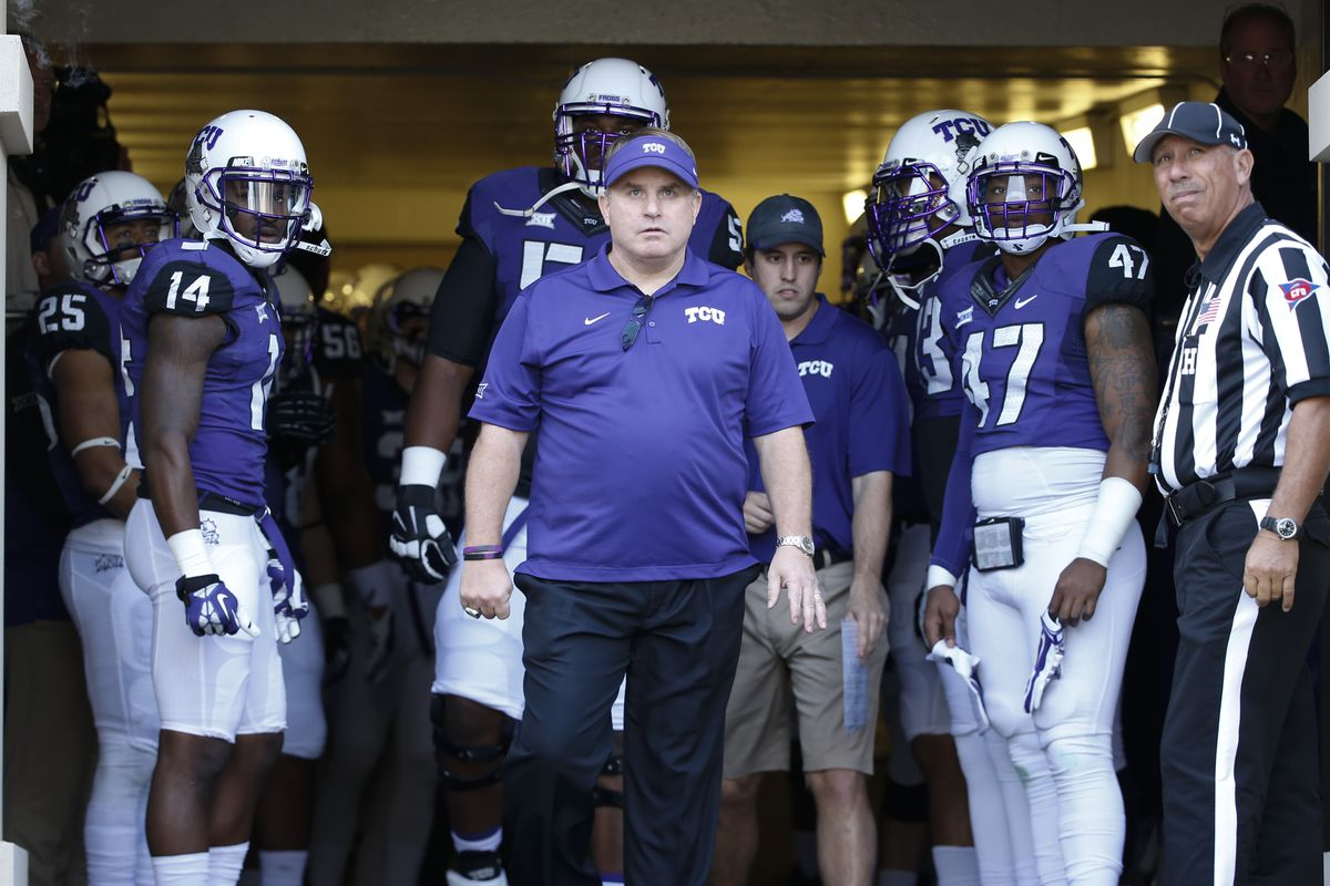 10 Things of Note about TCU s Post-Spring Depth Chart - Frogs O  War 79b235765