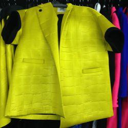 Cocoon jacket, $129