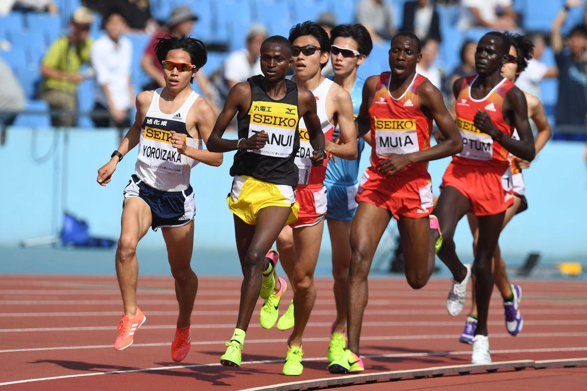 SEIKO Golden Grandprix Kawasaki 2017 - IAAF World Challenge